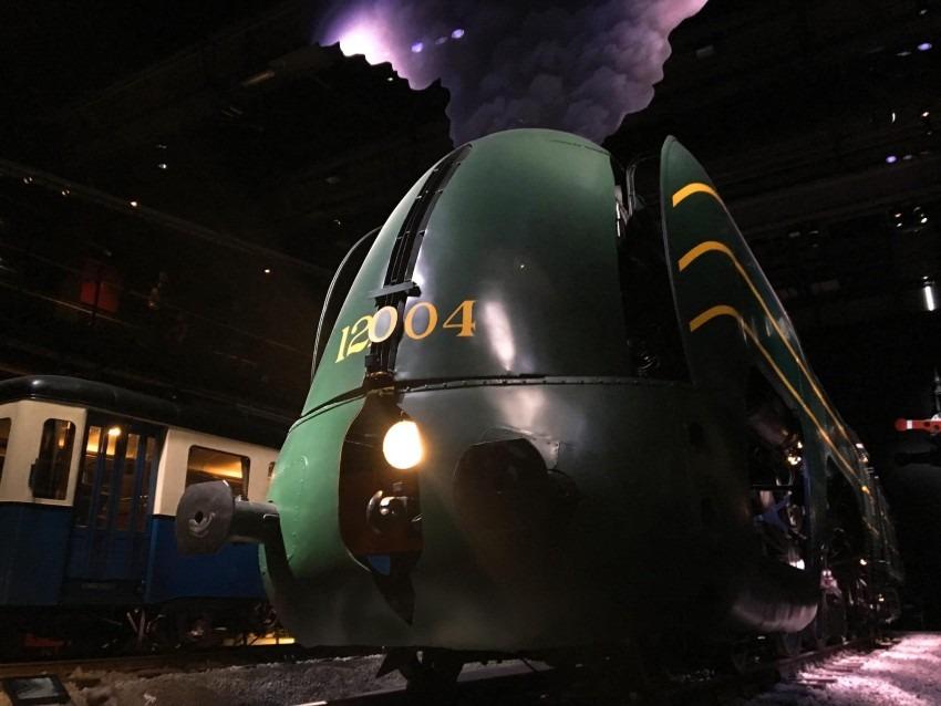 ベルギー鉄道博物館