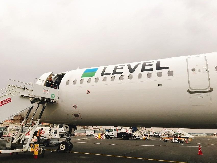 航空会社LEVEL【子連れフライト搭乗記】